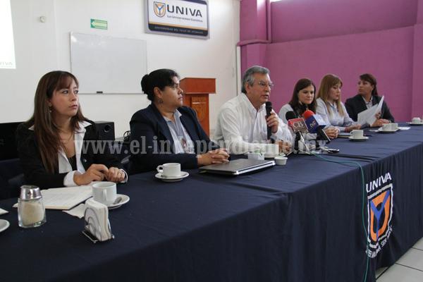 UNIVA ofrecerá nueva opción educativa para gente que  trabaja