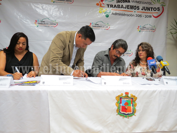 Acercan  educación superior  tecnológica a jóvenes de Jacona y la región