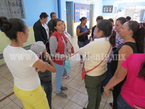 De forma arbitraria e ilegal, CNTE destituye a dos profesoras de primaria
