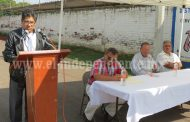 Inauguran rehabilitación de drenaje en la calle Amado Nervo poniente