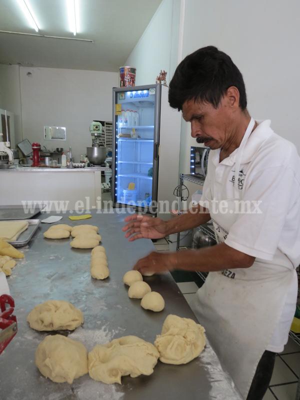 Aumentó 30 por ciento ingresos  en panaderías