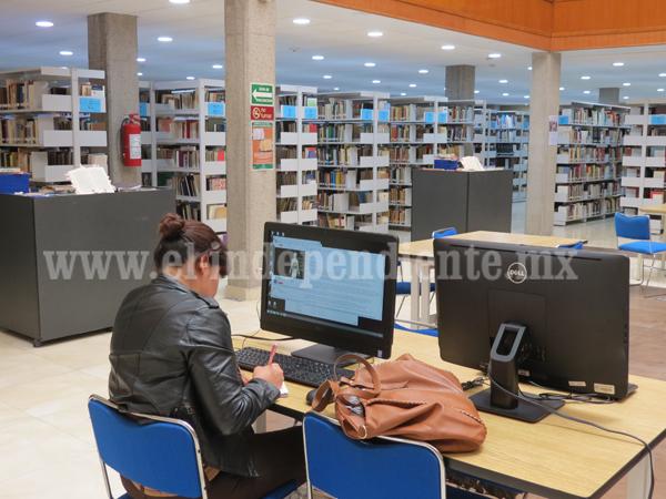 CRAM albergará  la biblioteca digital más grande de Michoacán