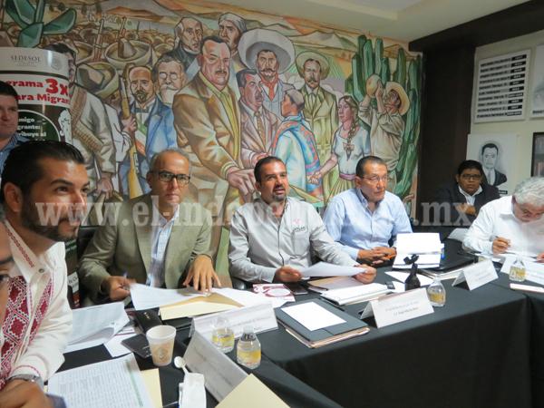 Comité de Validación al Migrante aprobó 22 proyectos para  11 municipios