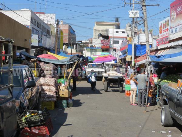 Arrancan transformación de Mercados Hidalgo, El Valle, Los Dolores y El Carmen