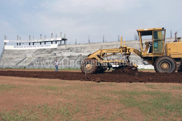 Palcos y plateas quedan fuera del proyecto del estadio Zamora