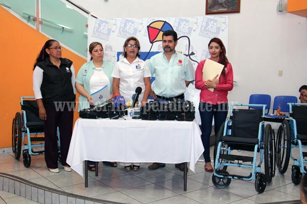 Caritas hace valiosa aportación a pacientes del CRI