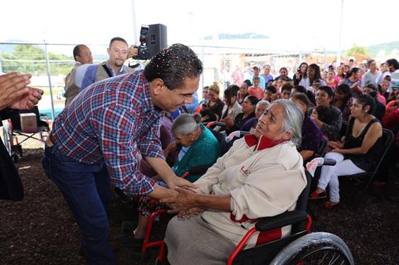 El centro de mi Gobierno es el bienestar social: Silvano Aureoles