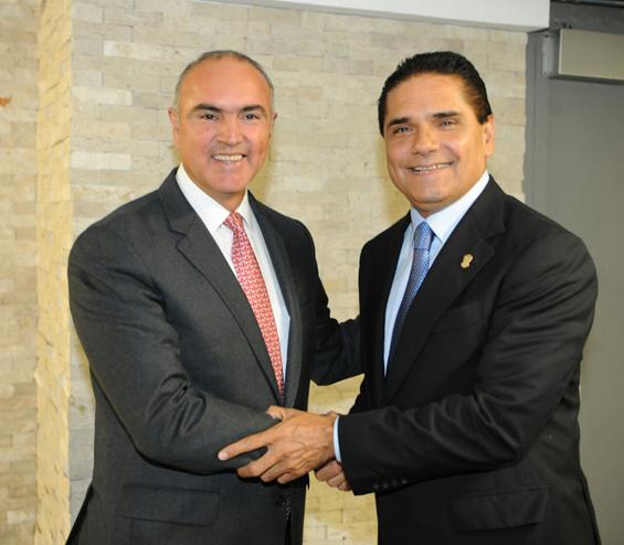 Fortalecerán Silvano Aureoles y SAGARPA programas en beneficio del campo michoacano