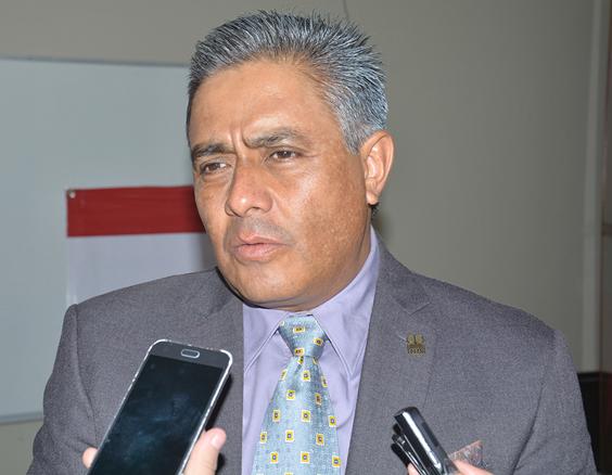 Exhorta Bustos Aguilar a la CNTE a atender el llamado al diálogo del Gobierno del Estado