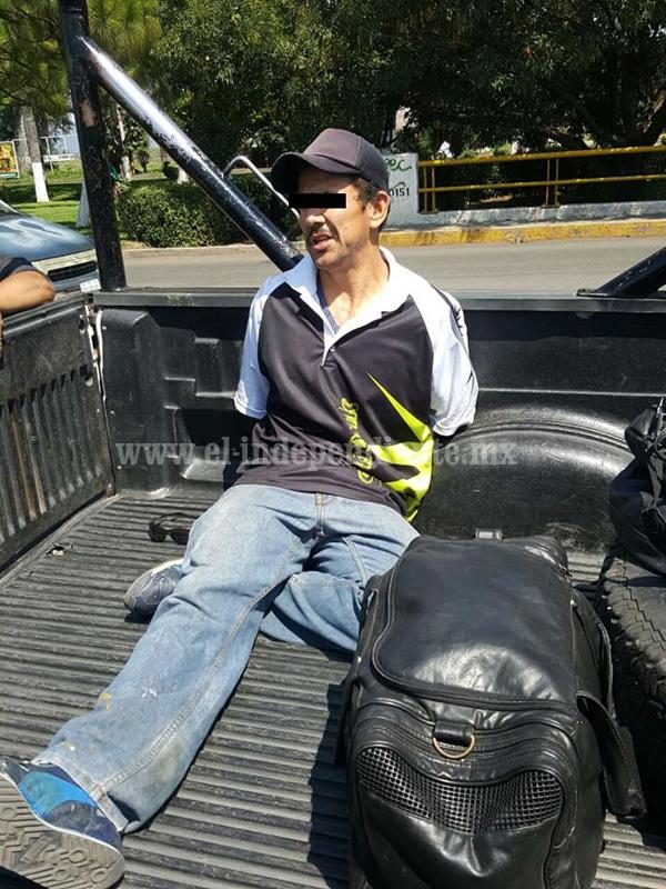 Asalta a una pareja en la calzada Zamora-Jacona y es requerido por la Policía