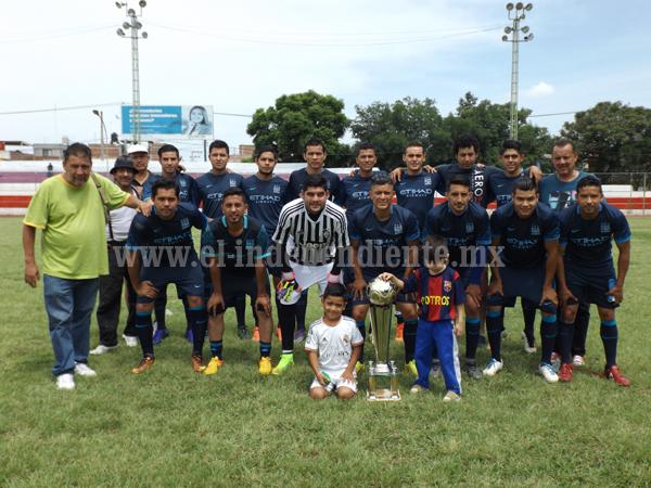 Atlético Jacona derrotó a Frutipack y avanzó a semifinales de Copa.