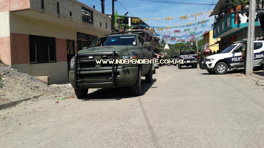 Se registra un atentado a balazos en la colonia Benito Juárez, en LC.
