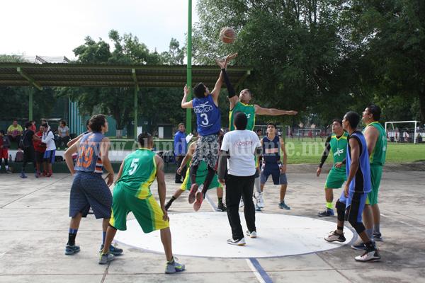 Tec Zorros A ganó en jornada dominical de la Liga DIA de basquetbol