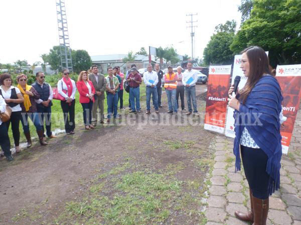 Invertirán más de 300 mil pesos en paquete de obras