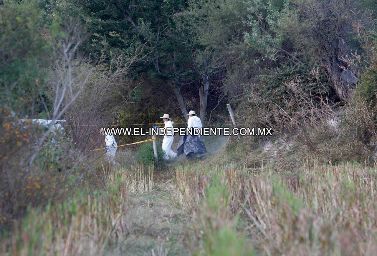 Trabajo de investigación de PGJ permite localizar fosas con 7 cadáveres, en Manzanillo