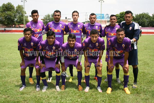 Real Zamora derrotó en partido amistoso uno a cero a Tigres de Sahuayo
