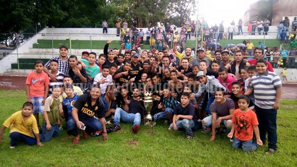 San Antonio Campeón de Copa ante el Revolución