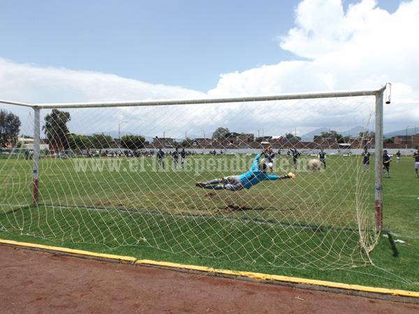 Tepehuaje eliminó al Campestre con marcador 5-1