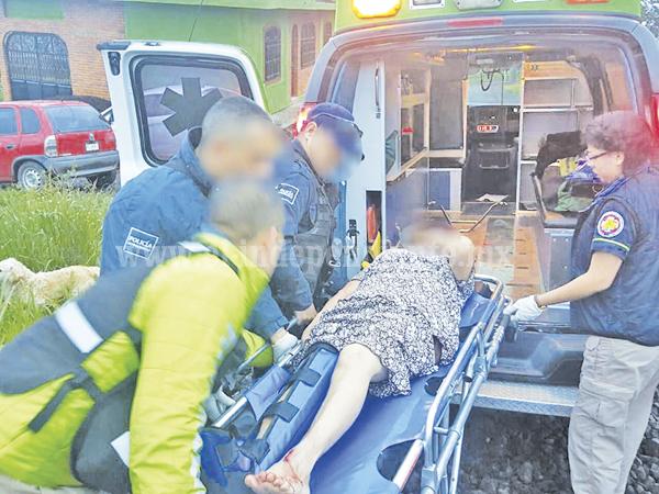 Quincuagenaria es baleada durante violento asalto en Zamora
