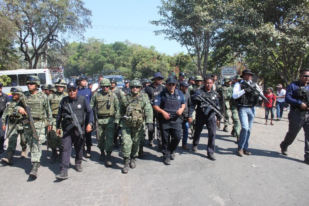 """""""Operación Estratégica"""", acción de la SSP en el combate a la delincuencia"""