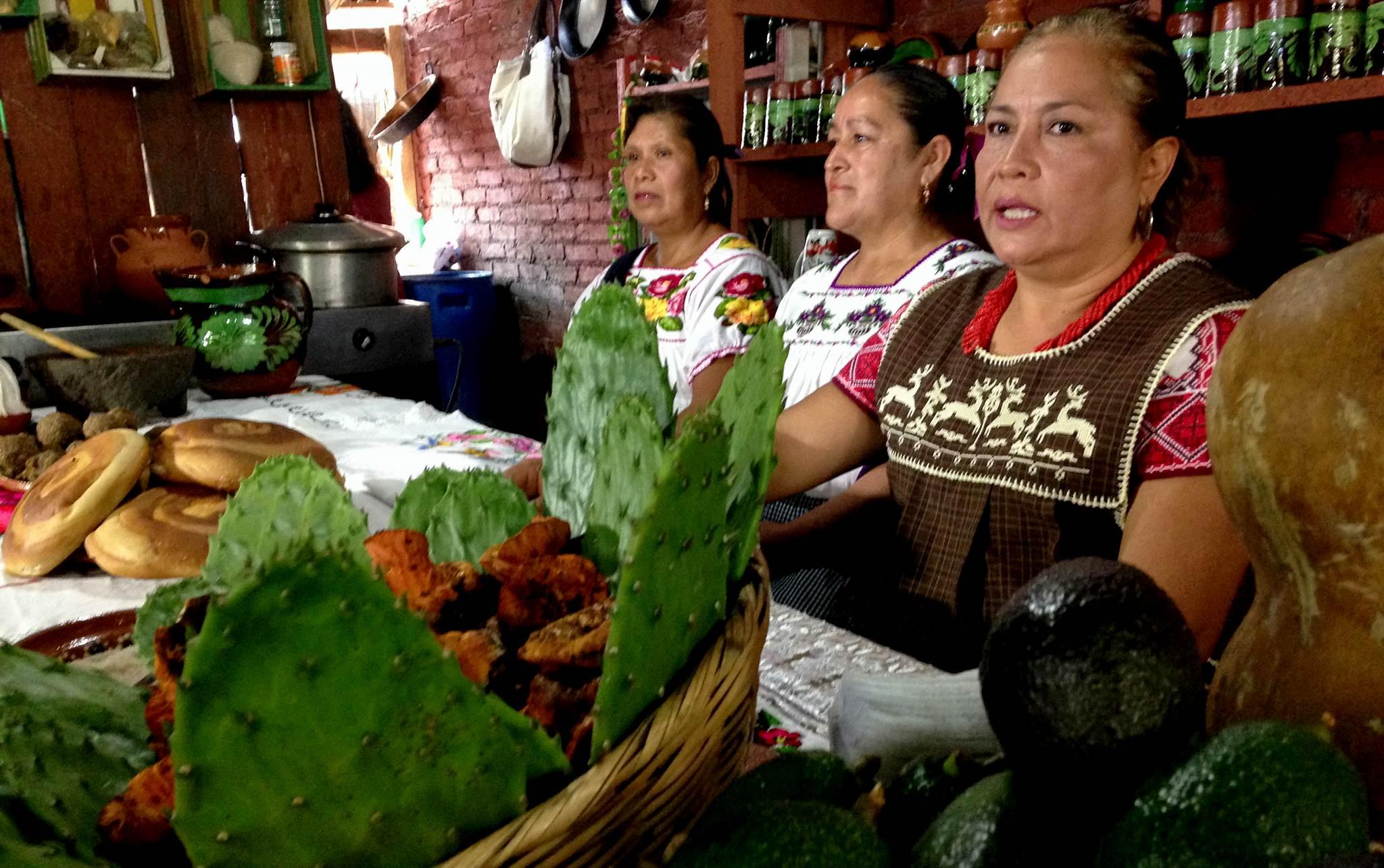 Habrá muestra de comida tradicional de las 7 regiones, en Altozano