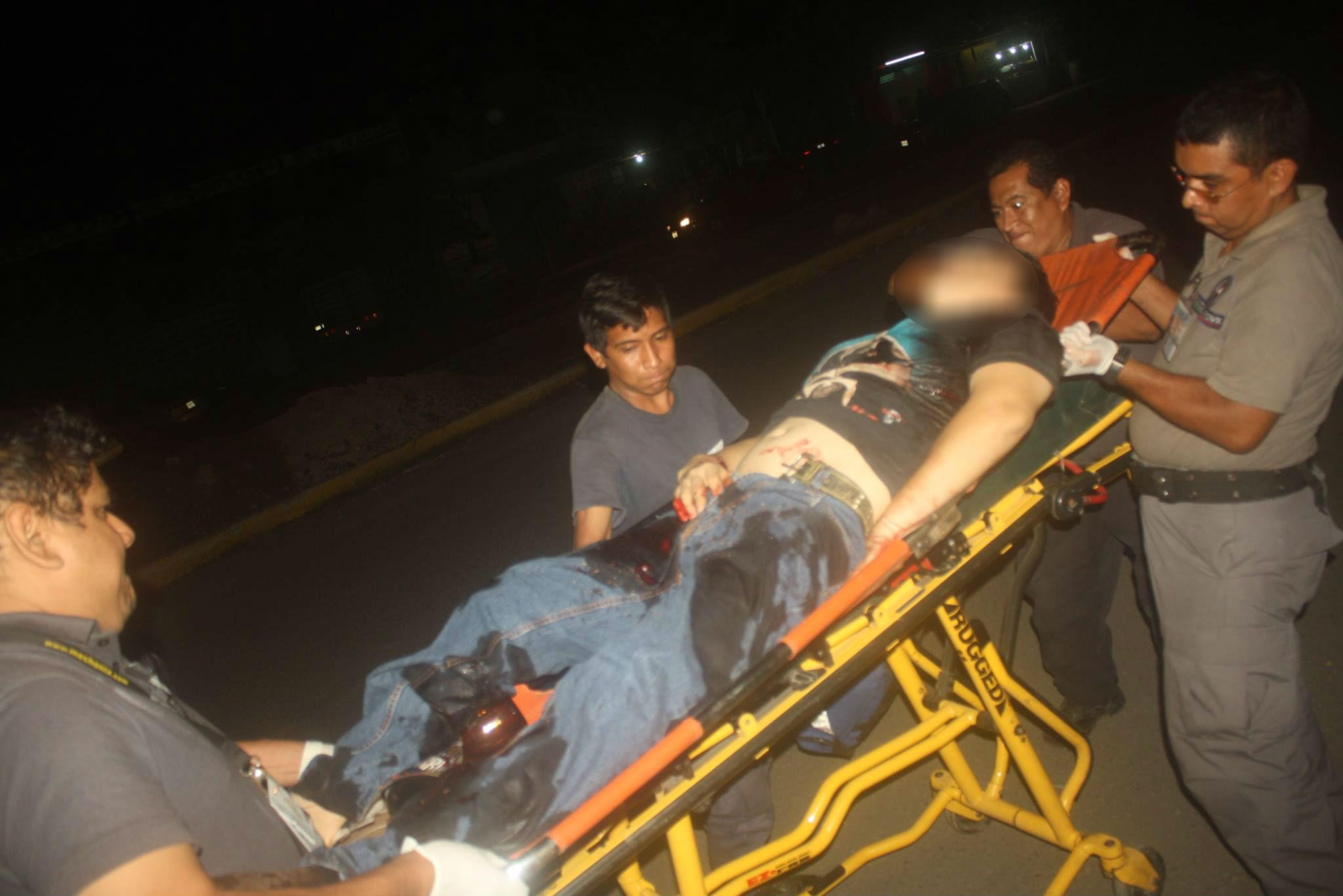 Hieren a balazos a empleado del Hospital Regional, en Apatzingán