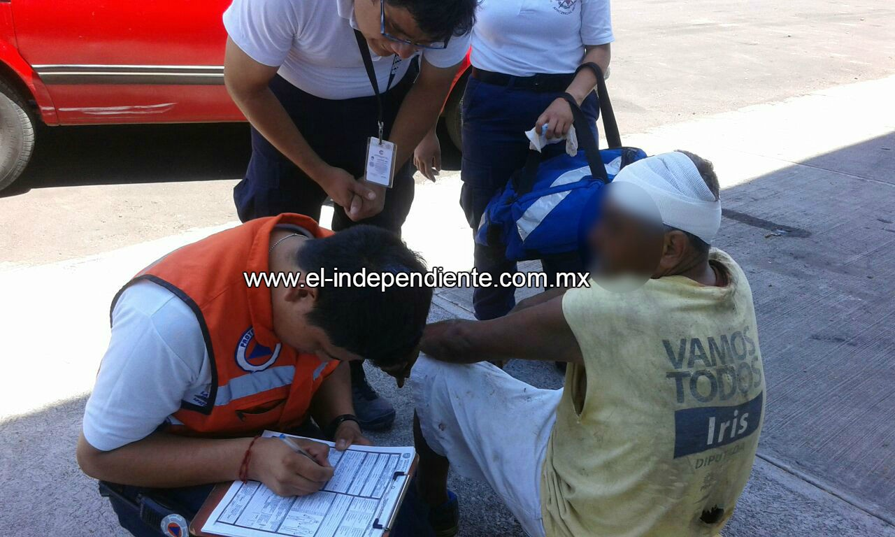 Ocho heridos en dos accidentes viales en Charo y en Apatzingán