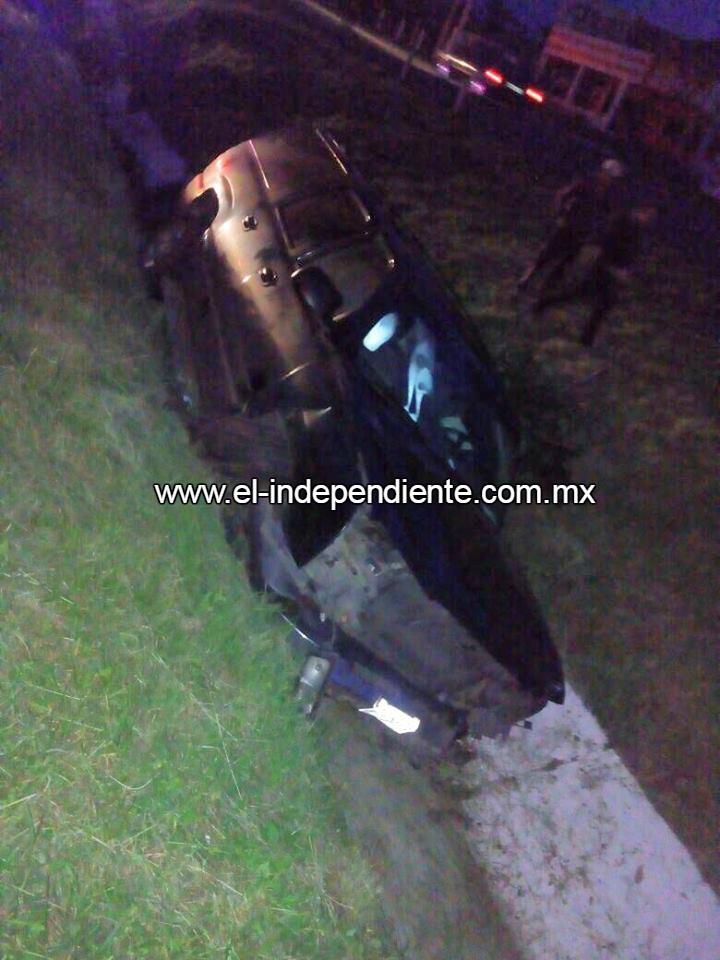 Cinco muertos y 8 lesionados en 4 accidentes viales en Michoacán.