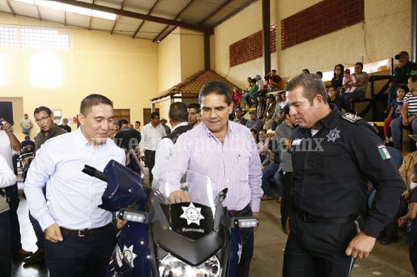 No habrá tolerancia para quienes rompan estabilidad en comunidades; asevera Gobernador
