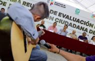 Ciudadanos, actores centrales para la transformación de Parácuaro: Silvano Aureoles