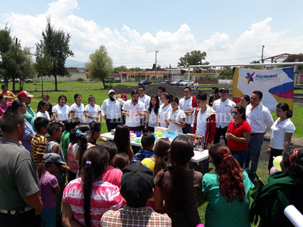 Nipapani puso a funcionar talleres de salud en la Estancia de Amezcua
