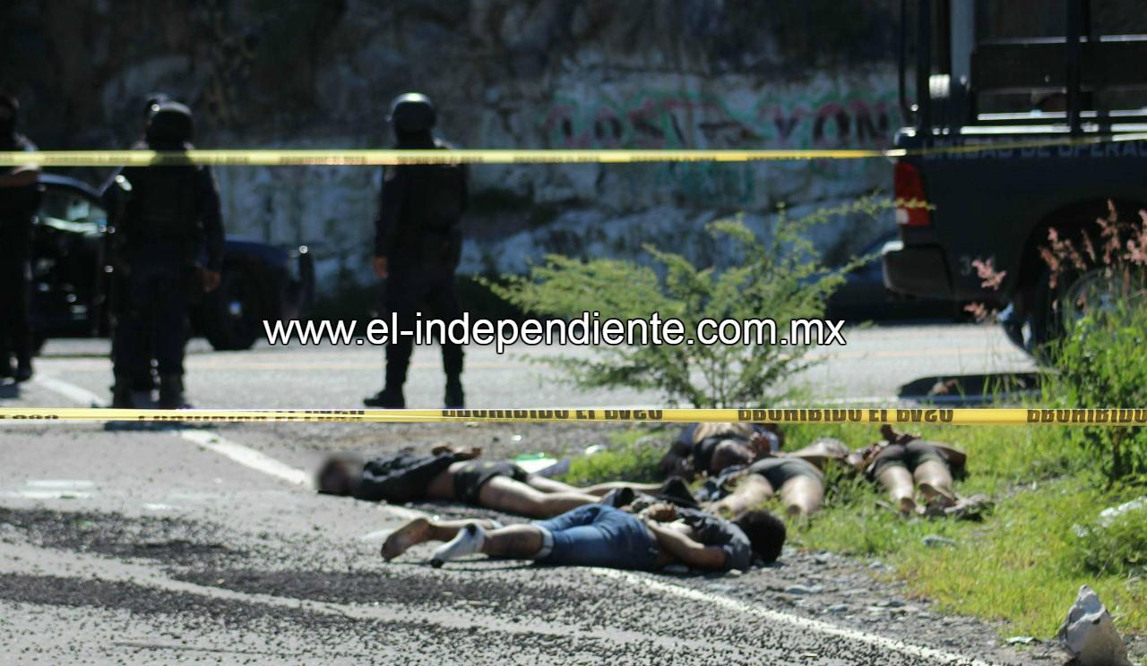 Identifican a los 5 ejecutados en la Chilpancingo - Iguala; 3 eran son menores de edad