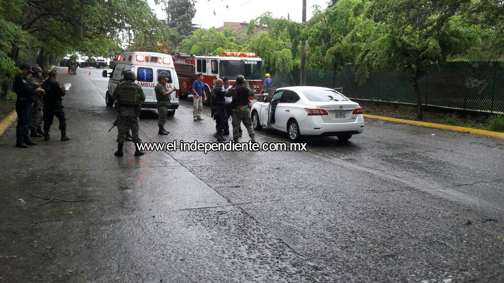 Fallece en ataque a tiros Tláloc Santillán, funcionario de la SSM.