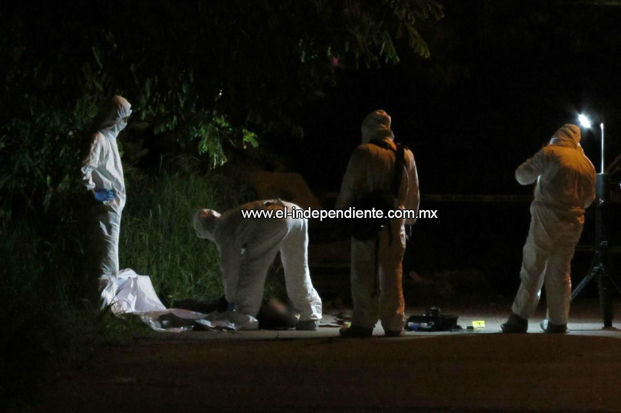 Es muerto a tiros en la colonia Clara Córdoba