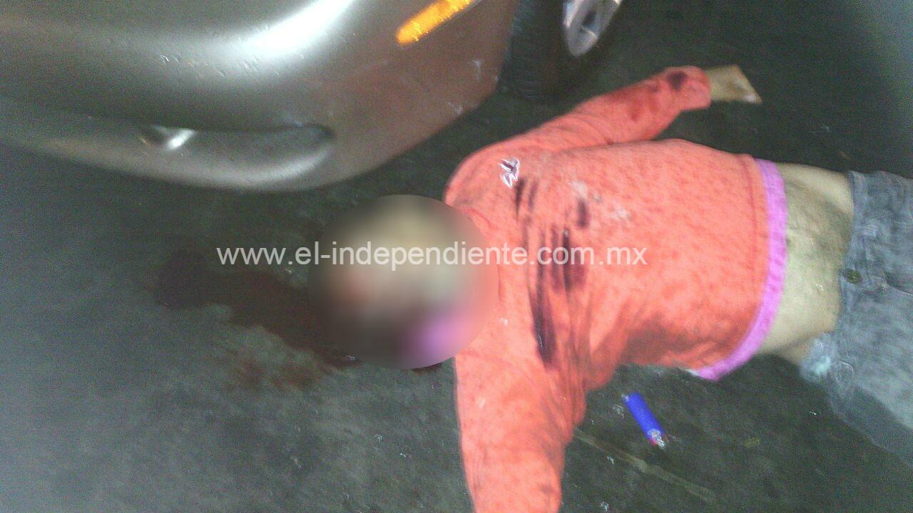 Otro asesinato en Zamora, ahora cerca de la Deportiva El Chamizal.