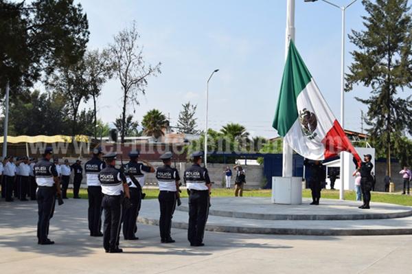 Profesionalización, eje de la SSP para integrar la mejor policía del país