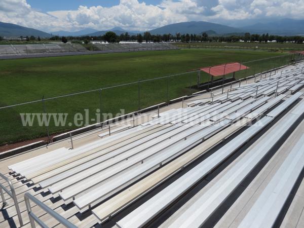 Necesario invertir en espacios  deportivas  para atraer eventos de primer nivel