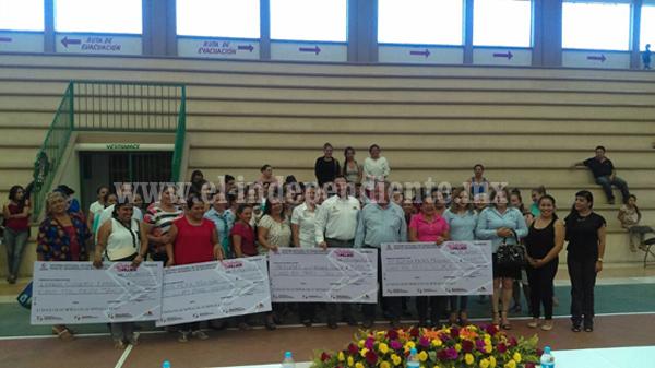 Contundente, el apoyo del Gobierno de Silvano Aureoles a las michoacanas