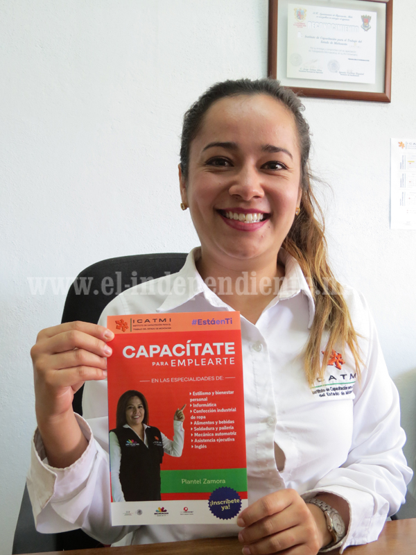 ICATMI Zamora espera más de 700  educandos para próximo cuatrimestre