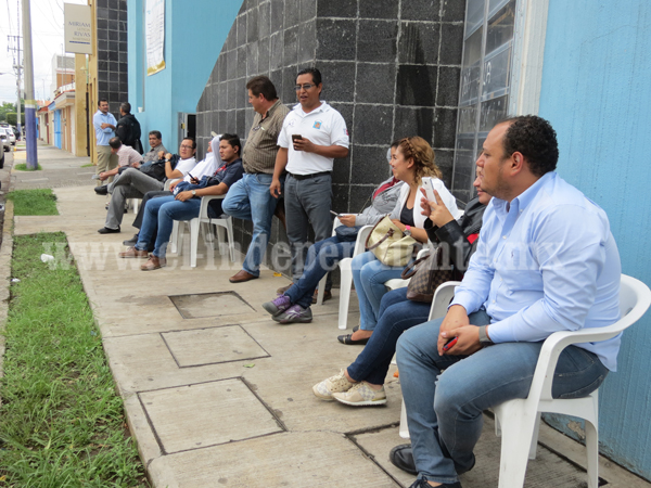 Trabajadores sindicalizados toman Jurisdicciones Sanitarias de la entidad