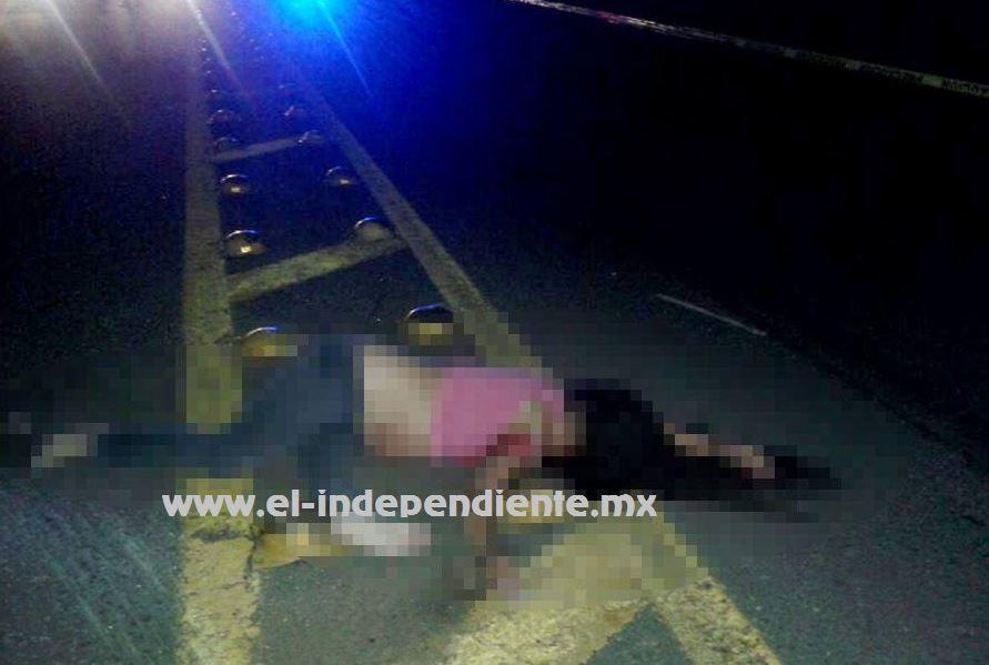 Mujer muere atropellada en el Libramiento Norte de Zamora; el presunto responsable fue requerido