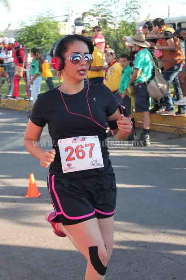 Con carrera atlética, gobierno municipal se suma a iniciativa del gobierno estatal