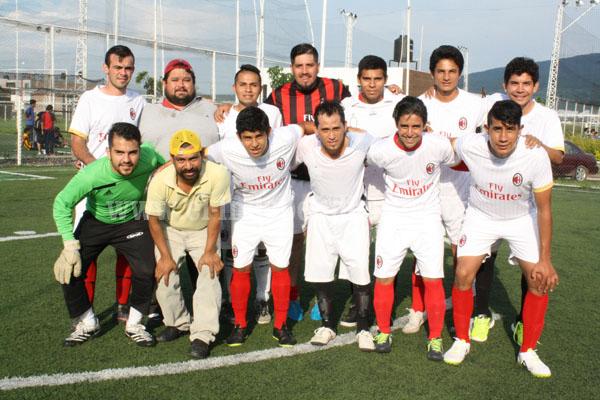 Deportivo Vázquez derrotó a Spart Ingeniería 2-1