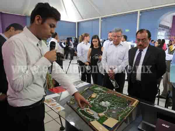 Motivan a estudiantes de UNIVA con concurso de proyecto para parque recreativo y ecológico
