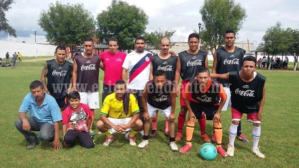 En partido amistoso La Libertad goleó a Salas Hermanos Elvira