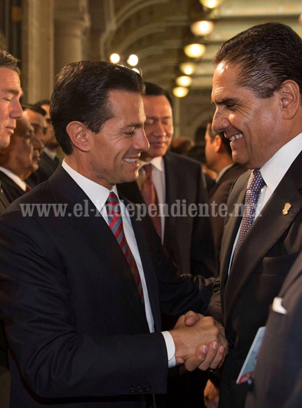 Participa Gobernador en 40 Sesión del Consejo Nacional de Seguridad Pública
