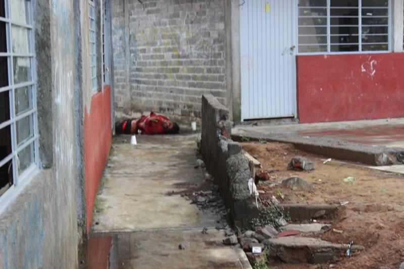 Balacera en la colonia Lomas del Rosario deja dos muertos