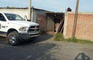 localizan inmuebles utilizados para almacenar combustible de procedencia ilícita y dos vehículos