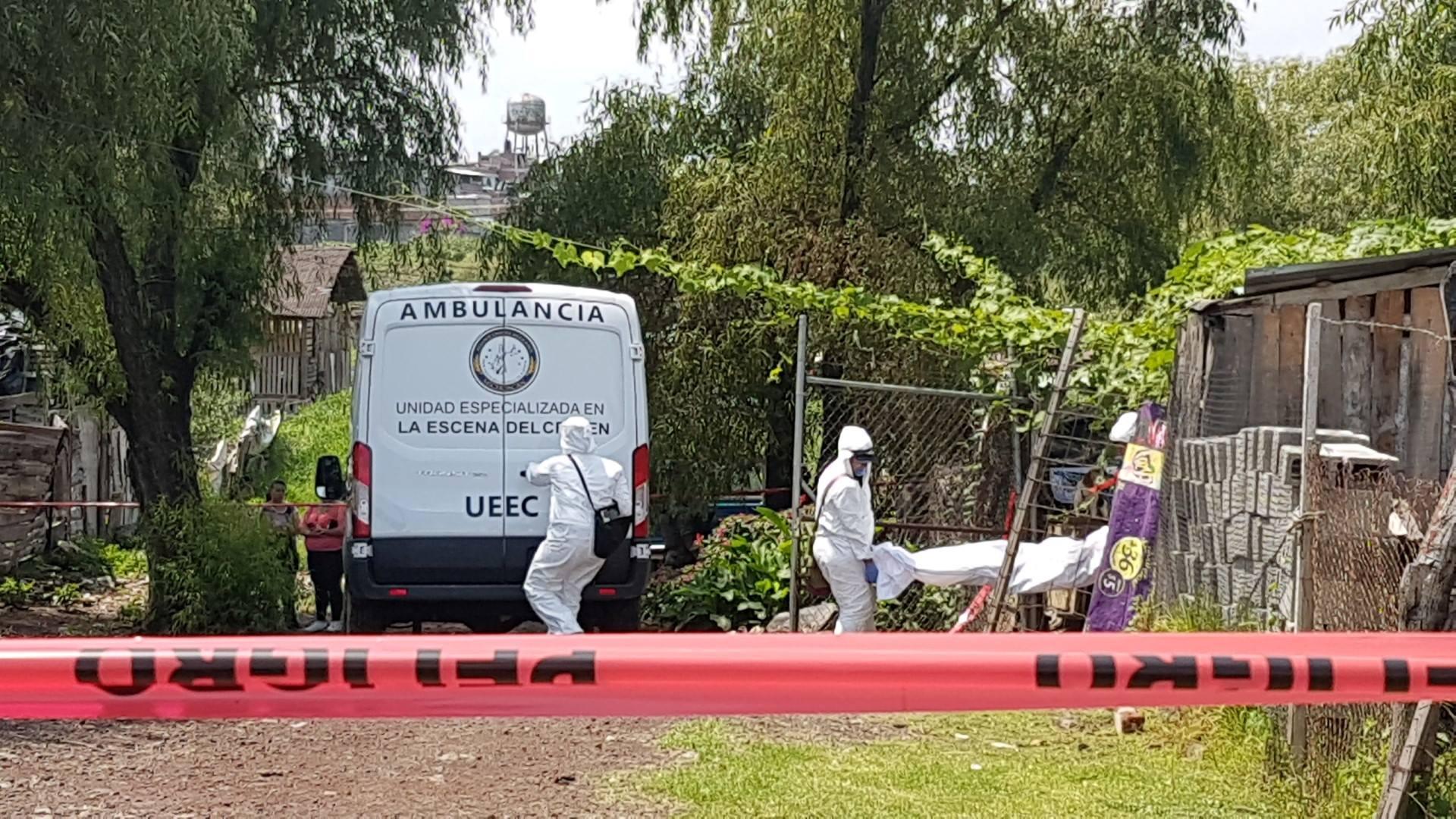 Capturan a presunto homicida de una mujer y su menor hijo; crimen registrado en Morelia