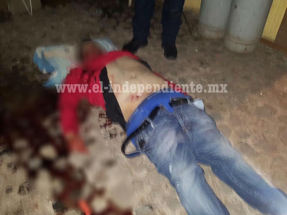 Joven es muerto a tiros en la comunidad de Chaparaco